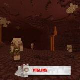 【Minecraft】1.16ネザーアップデート新MOBを紹介