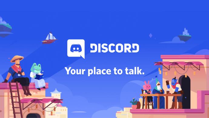話せる、あなたの居場所...それがDiscord。