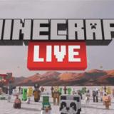 Minecraft LIVE Logo