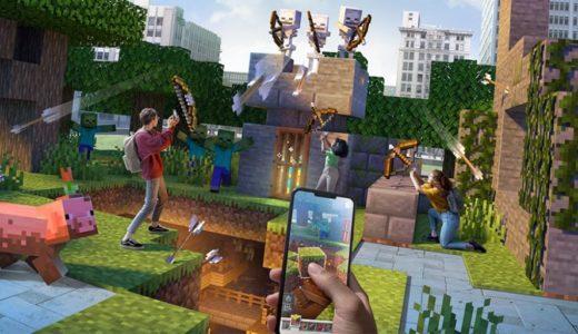 Minecraft Earth、世界情勢を鑑みて6月にサービス終了を決定