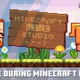 Minecraft Live 2021で投票が行われる3つの新Mobが発表